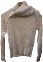 Y/Project Ecru Wool Knitwear for Women