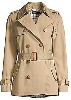 Polo Ralph Lauren Women's Straight-Fit Trench Jacket