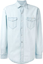 CK Calvin Klein denim shirt