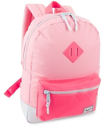 Herschel Crosshatch Heritage Youth Backpack