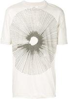Damir Doma Teal Cotton T-shirt