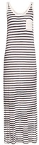 Velvet by Graham & Spencer Debbie multi-striped sleeveless dress