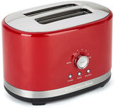 KitchenAid NEW KMT2116 Two Slice Red Toaster