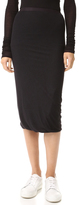 Rick Owens Lilies Tube Skirt