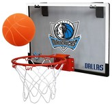NBA Dallas Mavericks Rawlings Polycarbonate Over-The-Door Mini Hoop