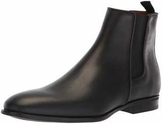 Aquatalia Men's Adrian Mini TUMB Embossed CLF Chelsea Boot