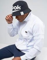 Reebok Vector Bucket Hat In Black Bj9141