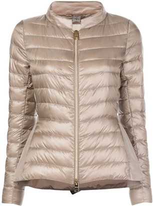 Herno Fitted Waist Padded Jacket