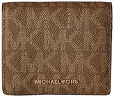 MICHAEL Michael Kors Jet Set Travel Carryall Card Case