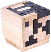 Chinatera Wooden Blocks Ming Luban Lock Kids Adult Intellectual Puzzle Brain Teaser Toy Gift