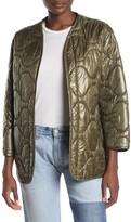 Nili Lotan Varick Quilted Jacket