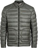Belstaff Halewood Sage Quilted Shell Jacket