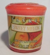Yankee Candle Sweet Melon Full Case of Yankee Votives