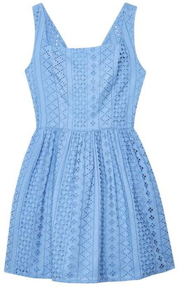 Jack Wills Lacey Fit And Flare Dress