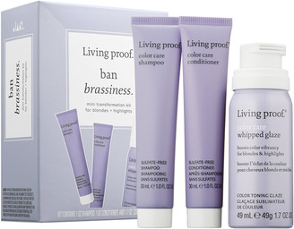 Living Proof Ban Brassiness Mini Transformation Kit