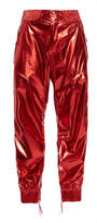 Isabel Marant Aruso Silk Track Pants