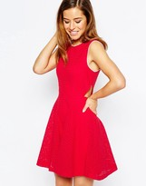 Sister Jane Popsicle Dress With Cut Out Detail