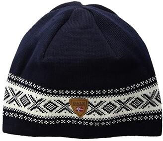 Dale of Norway Cortina Merino Hat (C-Navy/Off-White) Caps