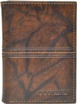 Dockers Leather Tri-Fold Wallet