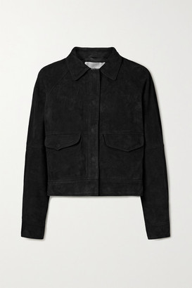 Deadwood Kylie Suede Jacket - Black