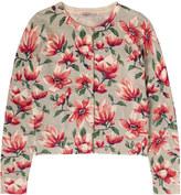 Cath Kidston Magnolia Floral Printed Cardigan