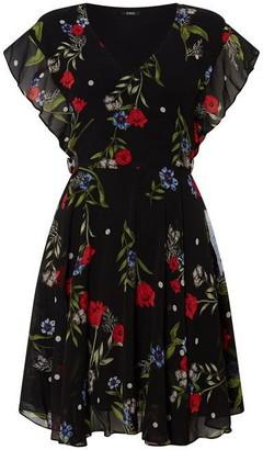 GUESS Printed Vera Dress