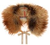 Burberry Fur Collar