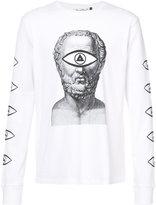 Undercover eye print T-shirt