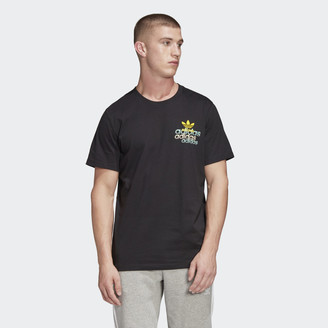 adidas Shattered Embroidered Tee