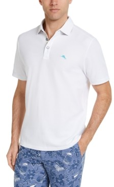 Tommy Bahama Men's Five O'Clock Floral Polo Shirt