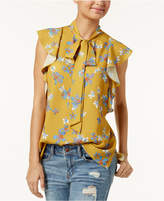 Rachel Roy Tie-Front Top, Created for Macy's