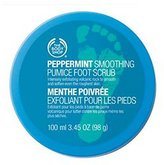 The Body Shop Peppermint Soothing Foot Scrub (100 ml)