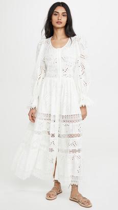 Waimari La Perla Maxi Dress