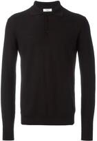 Fashion Clinic Timeless polo collar jumper