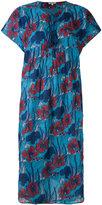 Manoush - robe ample à fleurs -