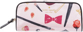 Kate Spade Classic Nylon Berrie Printed Cosmetic Case