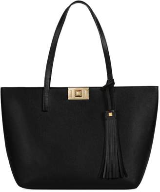 Furla Large Mimi Leather Tote