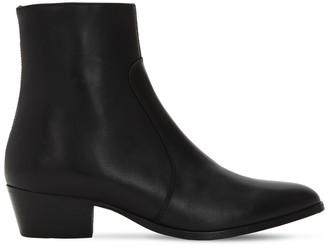 Zimmerman Zip Boot Leather Everyday Hero