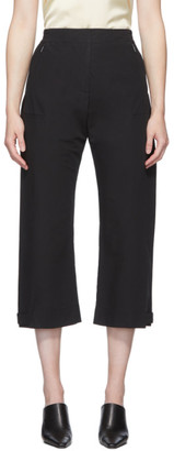 Studio Nicholson Black Romero Trousers