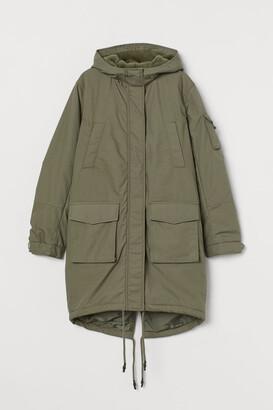 H&M Parka - Green