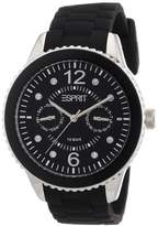 Esprit Women's ES105332001 Marin 68 Speed Black Analog Watch