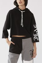 Juicy Couture For UO Cropped Hoodie Sweatshirt