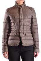 Invicta Women's Grey Polyamide Down Jacket.