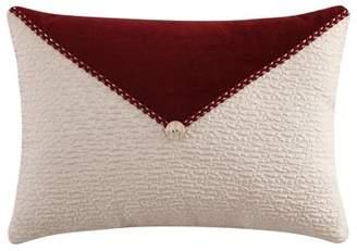 Veratex Allouette Button Boudoir 14 x 20 Pillow