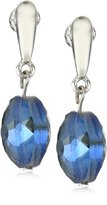 "Kenneth Cole New York Urban Stone"" Faceted Bead Drop Earrings"