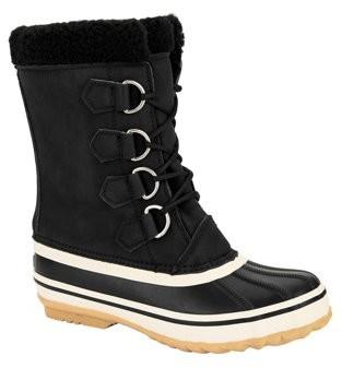 "Portland Boot Company 9"" Fleece Cuff Duck Boot (Women's)"
