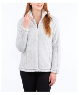 LIV OUTDOOR Kensington Full Zip Sweater