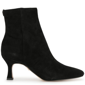 Sam Edelman Lizzo Martini-heeled ankle boots