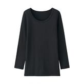 Uniqlo KIDS HEATTECH U neck L/S T shirt