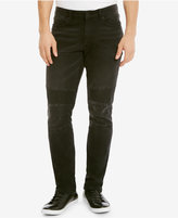 Kenneth Cole Reaction Men's Slim-Fit Black Wash Jeans
